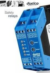Duelco Safety Relays